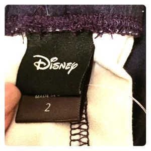 2 pair Disney Princess leggings belle/ Cinderella
